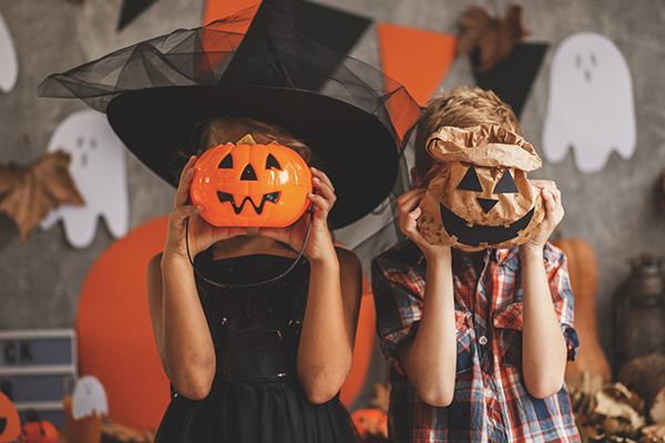 throw the best halloween party on a budget